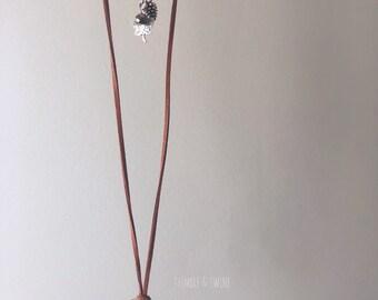 SASKATCHEWAN necklace