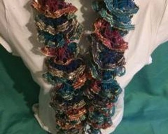 Lace Scarf -Multi Color