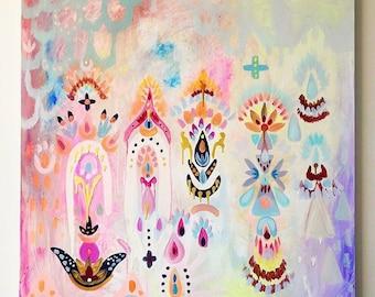 Gypsy Dreams original artwork