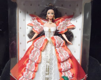 Mattel Barbie Doll with Presentation Box Special Edition New in box Red dress