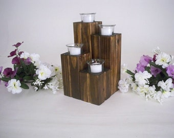 Candle Holder, Votive Candle Holder, Advent Candle Holder, Candle Center Piece, Candle Stands, Wedding Candle holders