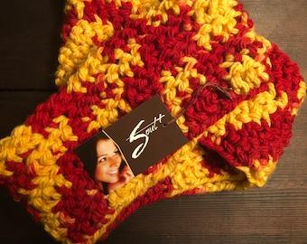 ASU infinity scarf