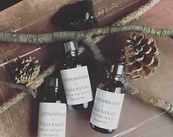 Cottonwood and Palo Santo Moisturizing Beard oil