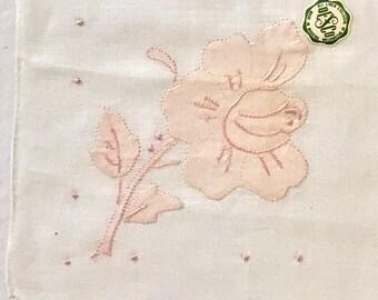 Vintage Desco Handkerchief