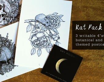 Rat Pack: Postcard 3-Pack