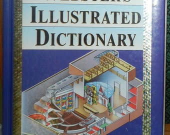 Websters Illustrated Dictionary 1992
