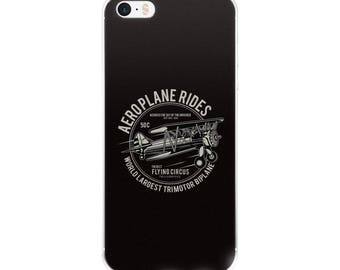 Flying Circus iPhone Case