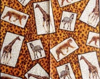 Tigers, zebras, giraffes #AN010 NAPKIN