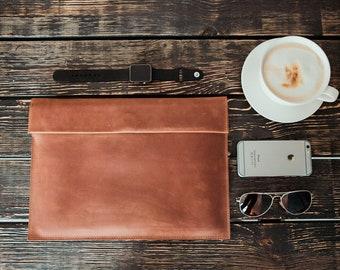 Macbook Sleeve,Laptop Leather Sleeve,Macbook Pro 13 Case,Macbook Cover,Macbook Air 13 Case,Macbook Pro 15 2017 Case,Macbook Retina Case,Gift