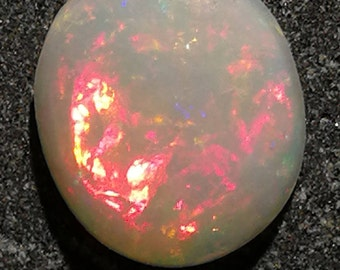Solid australian opal