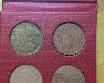 Vegan Eyeshadow Bundle-10 Single Eyeshadows or a Customizable Bundle