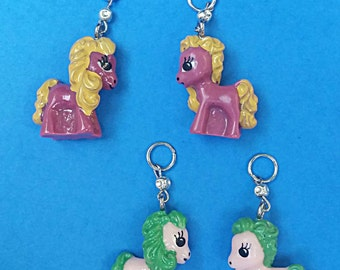 Hearing Aid Charms : Pretty Little Ponies!