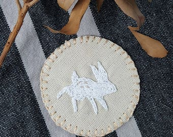 ghost rabbit merit badge