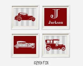 junge auto dekoration geschenk zum vatertag geschenk f r. Black Bedroom Furniture Sets. Home Design Ideas