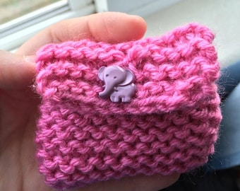 Phone and Ipod Crocheted Case