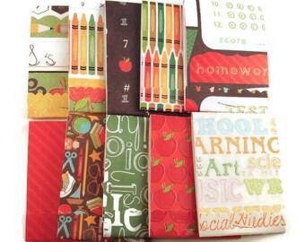 30  Matchbook Notepads  Matchbook Favors in  School Days