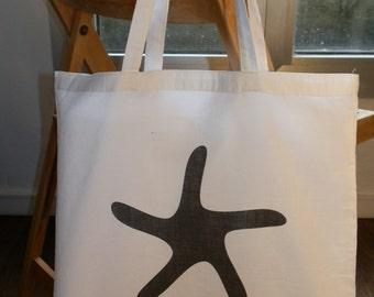 tote bag Disco Starfish