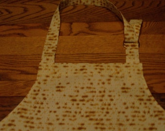 MATZO APRON for PASSOVER