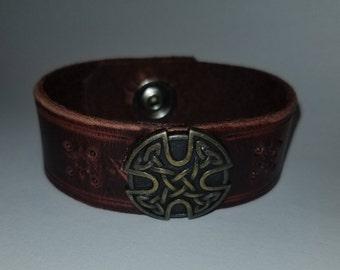 Handmade Lather Bracelet