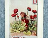 Double Daisy Alphabet Let...