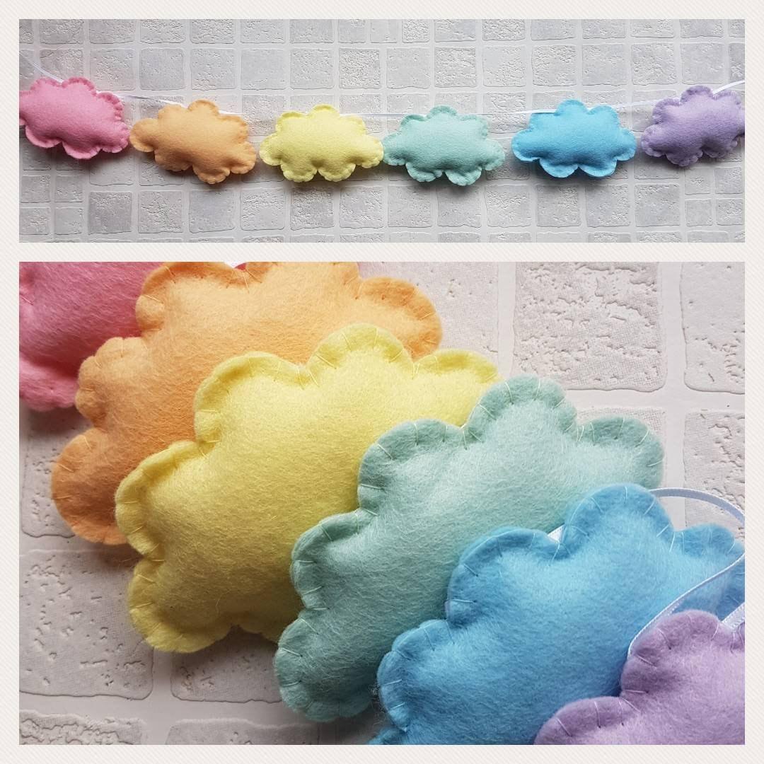 Dorable Rainbow Wall Decor Embellishment - Wall Art Collections ...
