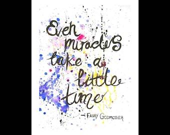 Disney quote - Fairy Godmother