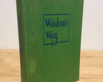 Vintage Windom's Way by James Ramsey Ullman 1952