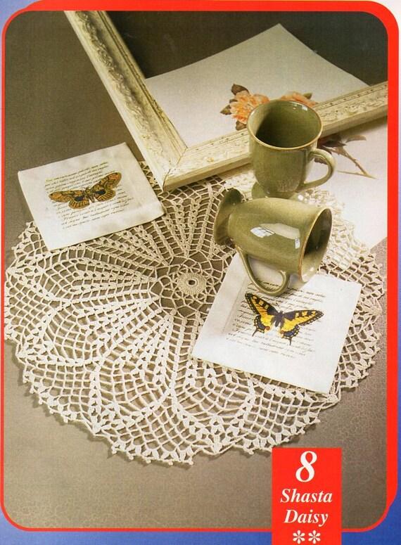 crochet doily patterns free pdf
