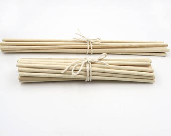 Wooden Dowels. Bamboo Dowels. Cake Decorating. Wood Crafts. Baking.