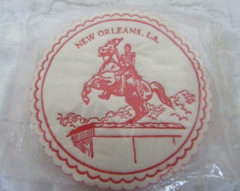 Vintage Coasters New Orleans LA by Royal