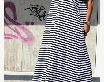Extravagant dress, plus size pregnancy maxi dress, everyday clothing, plus size women clothing, summer dress, stylish design, modern look