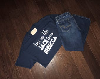 Love me Tshirt