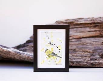 Goldfinch 2 - small