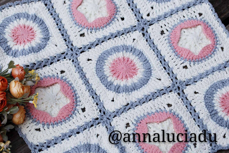Crochet star blanket, crochet patterns, crochet stars, crochet ...