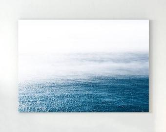 Ocean print, ocean wall art, ocean photo, sea prints, beach art, ocean landscape, ocean poster, seascapes, surf art, nature print