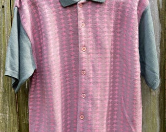 Kennington// Kennington Cardigan // Short Sleeve // Sweater Shirt