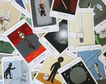 Star Wars Tarot Deck