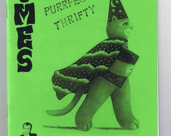 Thrifty Times 45 - A Zine about Thrifting