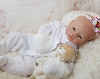 Custom made to order reborn Moby by marissa may girl of boy reborn doll