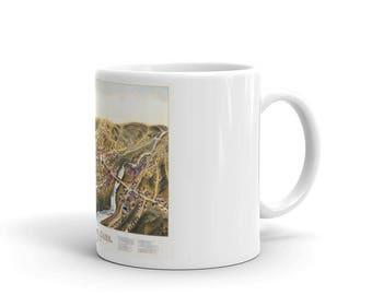 Tasse de café thé Thomaston Conn