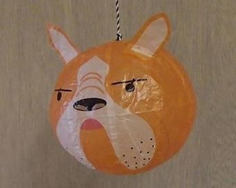 Japanese Paper Balloon - BullDog
