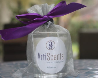 Votive Handcrafted, handmade soy wax gift candle