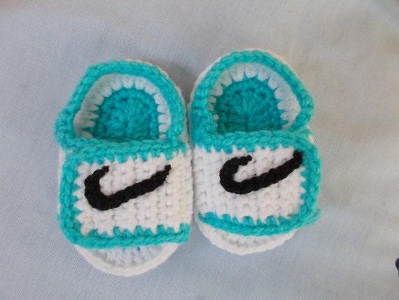 crochet nike, crochet sandals baby, crochet sandals, jordan hydro 2, crochet  flip flops, sandals flip flops, Summer baby sandals