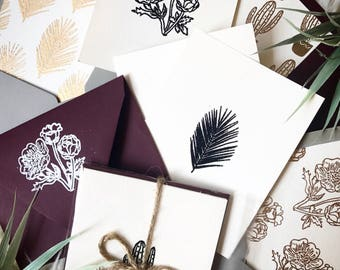 "A2 Stationery Suite | ""SONORAN SUITE"" 