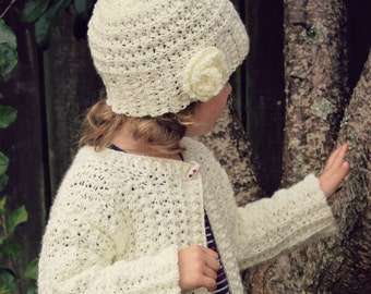 Download Now - CROCHET PATTERN Laurel Cloche - Baby to Adult - Pattern PDF