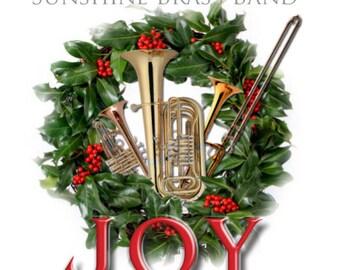 Joy, a Christmas music CD