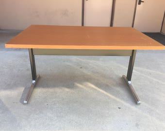 Herman Miller Table Wood Top