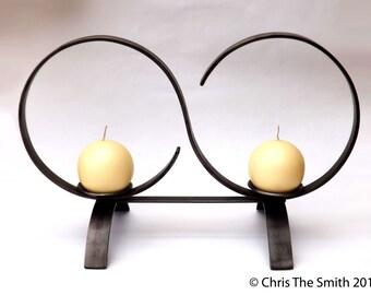 Candle holder - Lemniscate
