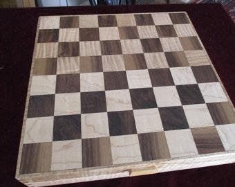Checker/ Chess board.