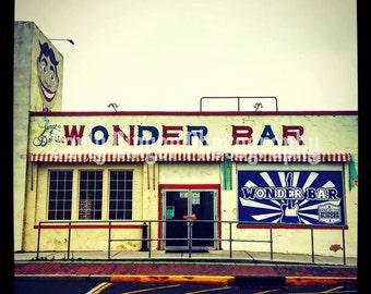 Shore: Wonderbar Asbury Park Tile Coaster